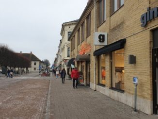 Lidköping city