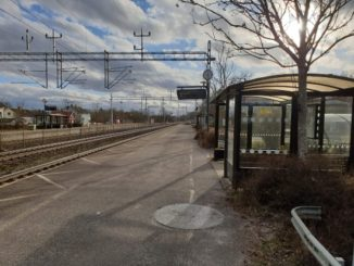 Stenstorps tågstation