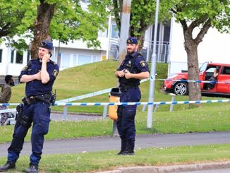 Mordförsök i Falköping 2020-05-28