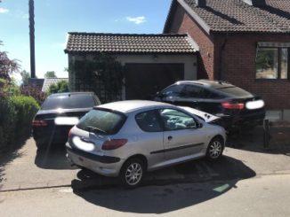 Trafikolycka Norrmalm, Skövde