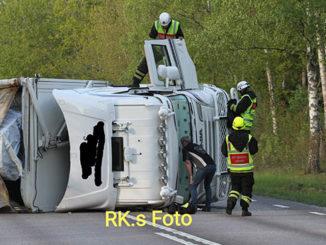 Trafikolycka, Gullspång