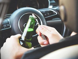 alkohol personbil rattfylleri genrebild