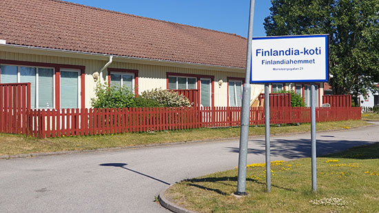 Finlandiahemmet Finlandia koti i Skövde