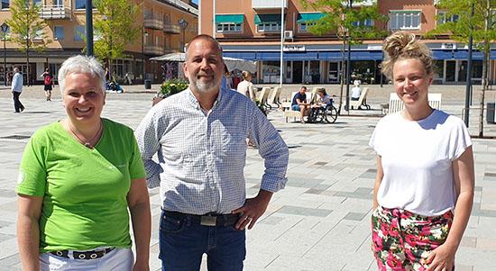 Next Skövde, Skövde Cityförening