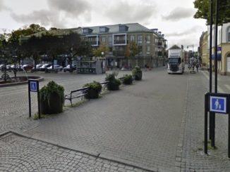 Österlånggatan, Mariestad