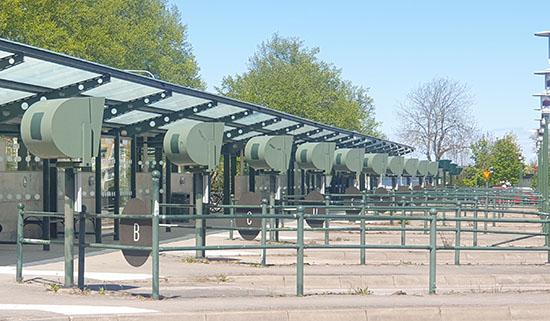 Mariestads busstation