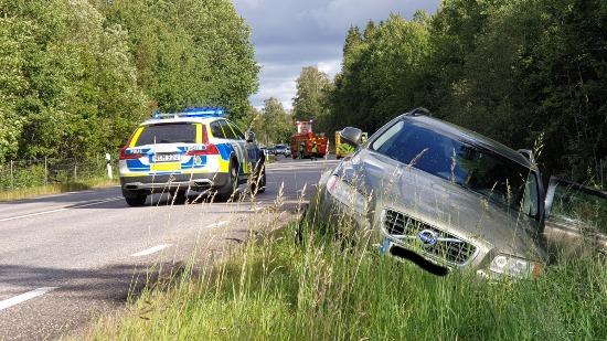 Trafikolycka, RV 49