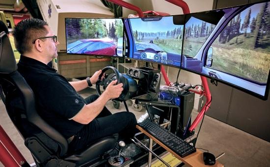 Skaraborgs Sjukhus simulator