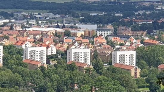 Bostäder, villor, bostadsrätter i Skövde