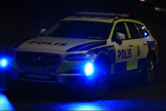 Polisbil nattetid