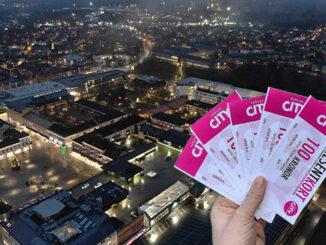 Skövde city, Skövde stad, Skövde cityförenings presentkort