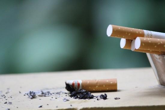 Cigaretter, tobak