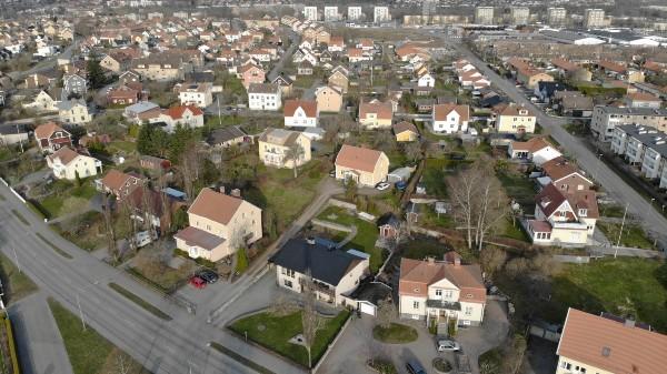 Bostäder, villa, lägenhet på Norrmalm i Skövde