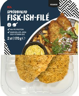 ICA Fisk-ish-filé
