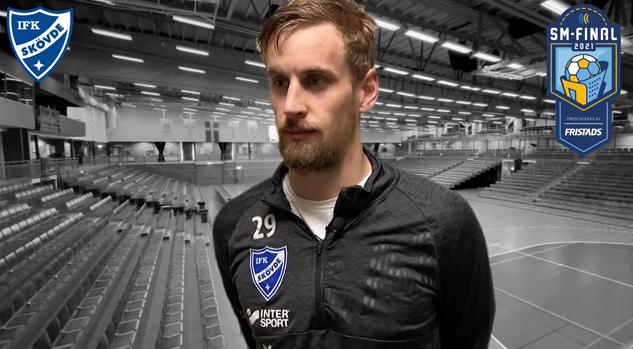 IFK Skövde Richard Hansich